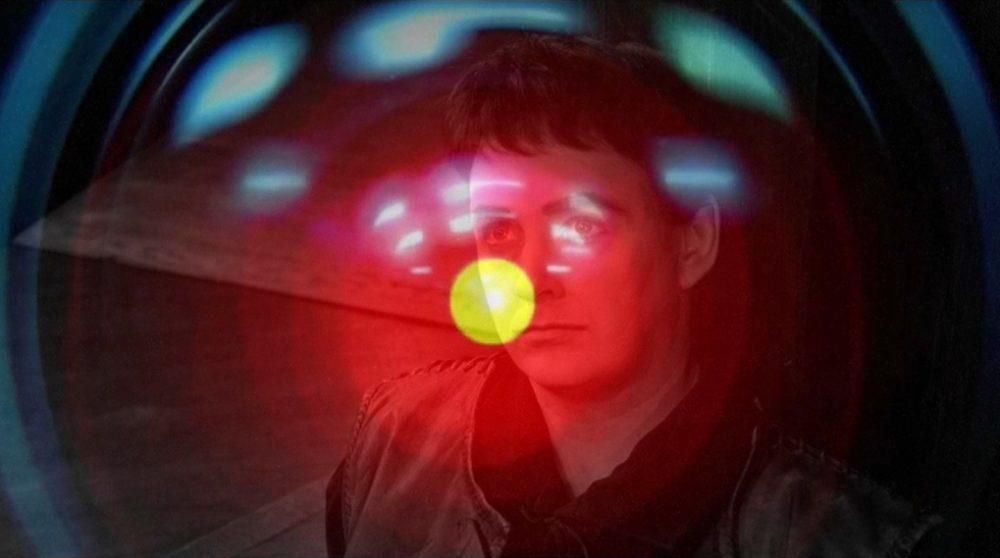 Douglas Rain død HAL 9000 / Filmz.dk
