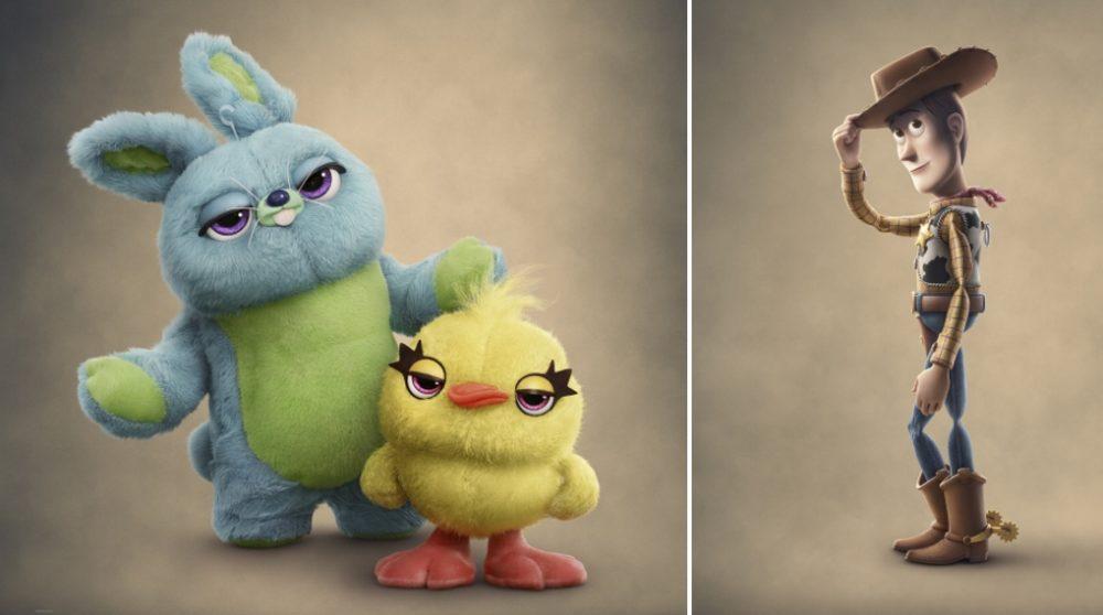 Ducky Bunny Toy Story 4 teaser / Filmz.dk