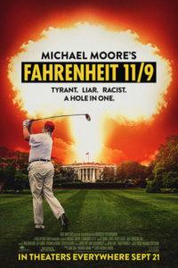 Fahrenheit 11/9 anmeldelse / Filmz.dk