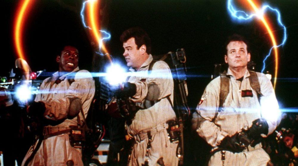 Ghostbusters 3 Dan Aykroyd Bill Murray / Filmz.dk