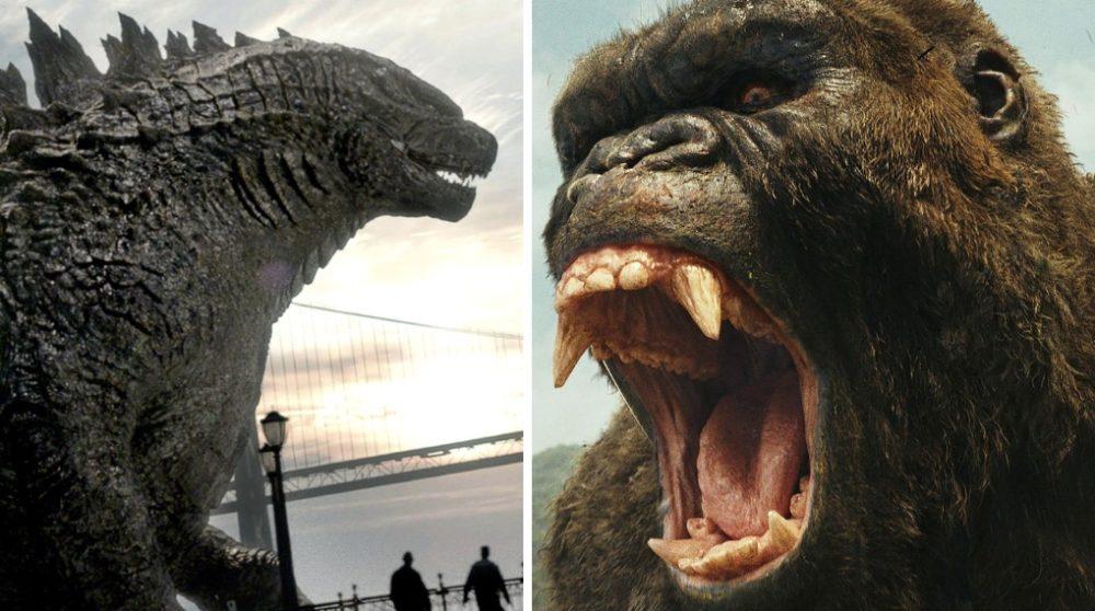 Godzilla vs. Kong plot handling / Filmz.dk