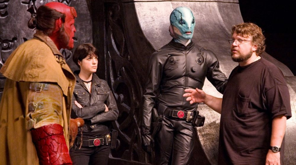 Guillermo del Toro superhelte favoritter / Filmz.dk