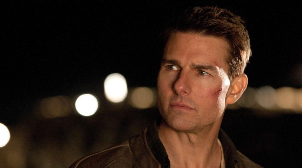 Jack Reacher Tom Cruise lav lille højde serie / Filmz.dk