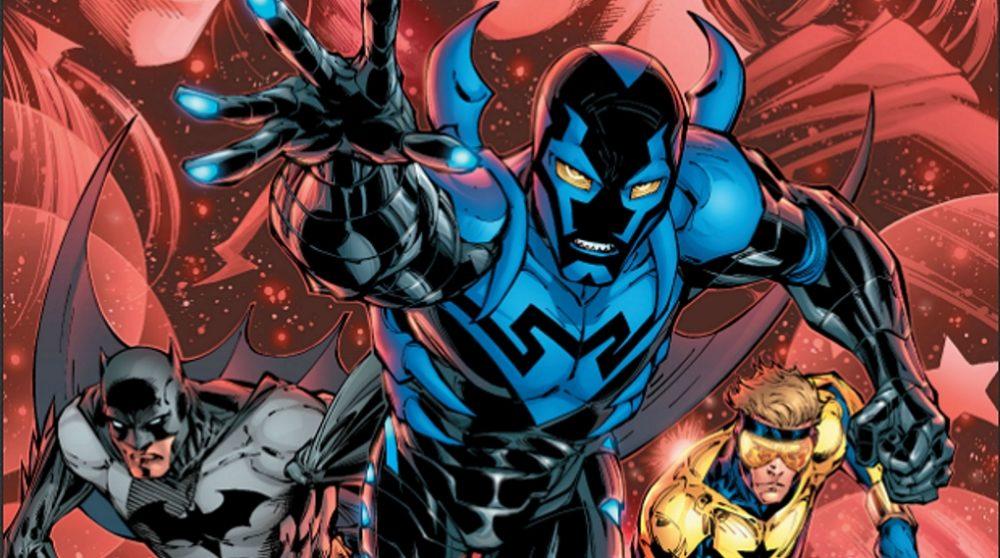 Jaime Reyes Blue Beetle DC Films latino superhelt / Filmz.dk