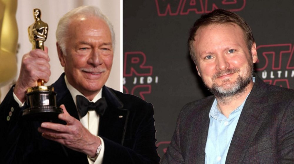 Knives Out Christopher Plummer Rian Johnson / Filmz.dk