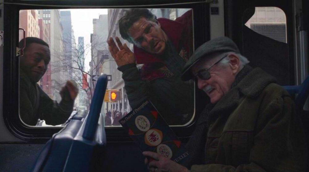 MCU Stan Lee cameos fremtiden avengers 4 / Filmz.dk