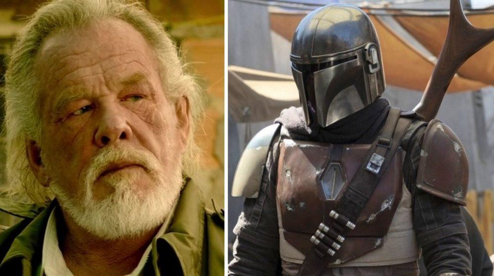 Nick Nolte The Mandalorian Star Wars / Filmz.dk