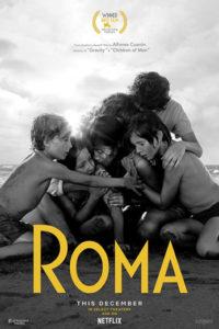Roma anmeldelse plakat Netflix / Filmz.dk