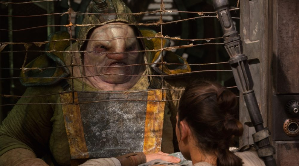 Simon Pegg George Lucas mangler The Last Jedi / Filmz.dk