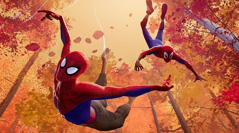 Spider-Man Into the Spider-Verse bedste animation / Filmz.dk