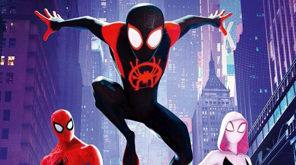 Spider-Man Into the Spider-Verse rotten tomatoes anmeldelser / Filmz.dk