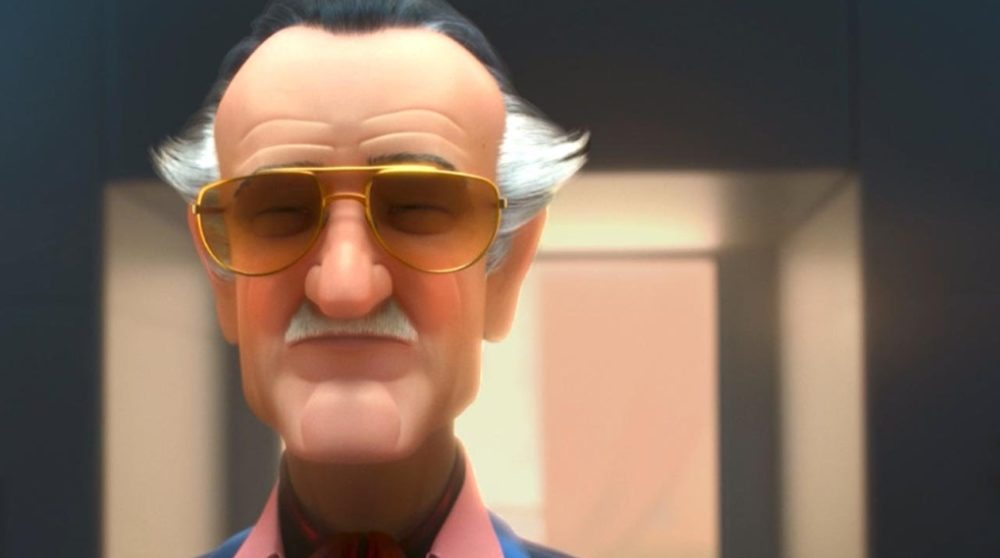 Stan Lee Wreck-it Ralph 2 cameo / Filmz.dk