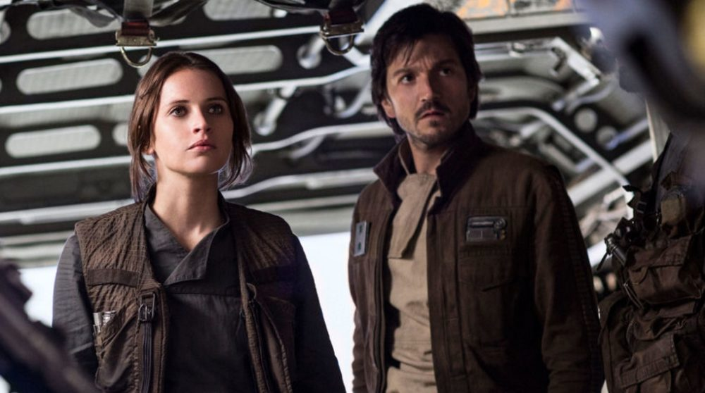 Star Wars serie Cassian Andor Rogue One serie / Filmz.dk