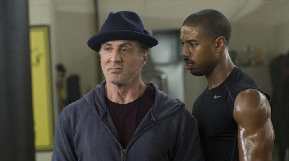Sylvester Stallone Rocky Balboa færdig Creed 2 / Filmz.dk
