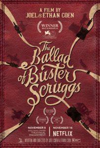 The Ballad of Buster Scruggs anmeldelse Netflix Coen brødrene / Filmz.dk