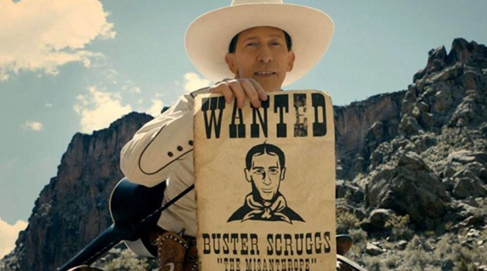 The Ballad of Buster Scruggs r-rating trailer netflix / Filmz.dk