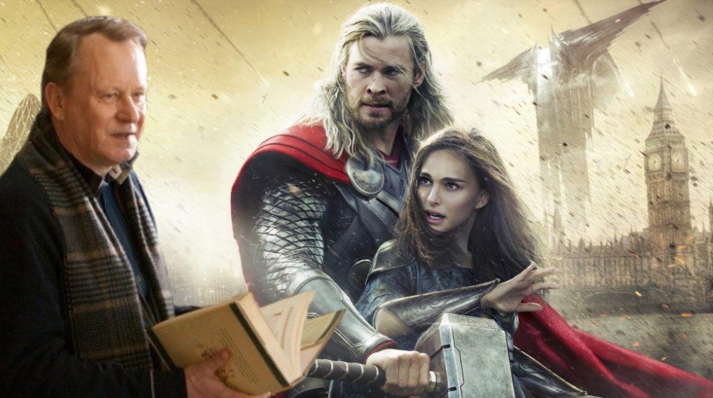 Thor Avengers 4 Erik Selvig / Filmz.dk