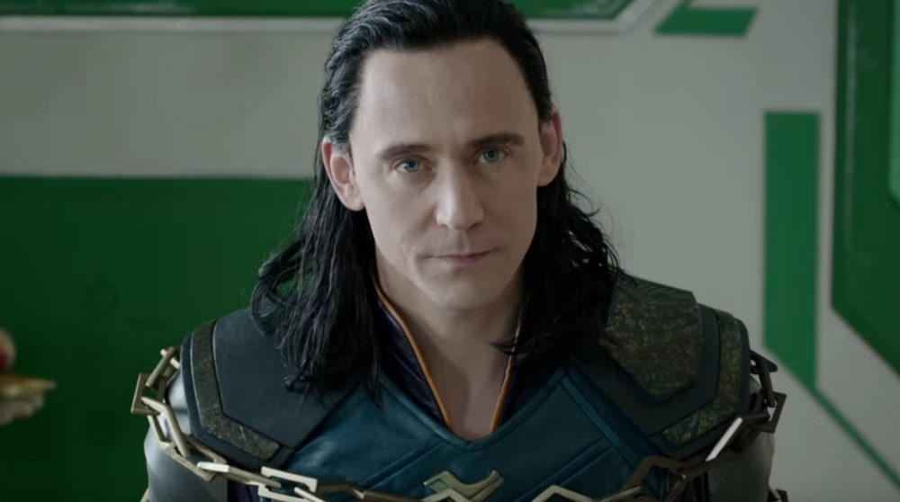 Tom Hiddleston Loki serie Marvel / Filmz.dk