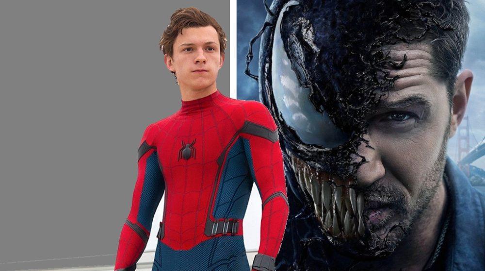 Venom Spider-Man MCU / Filmz.dk