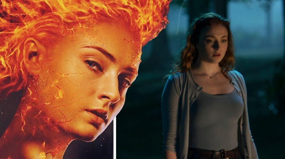 X-Men Dark Phoenix Sophie Turner Jean Grey / Filmz.dk