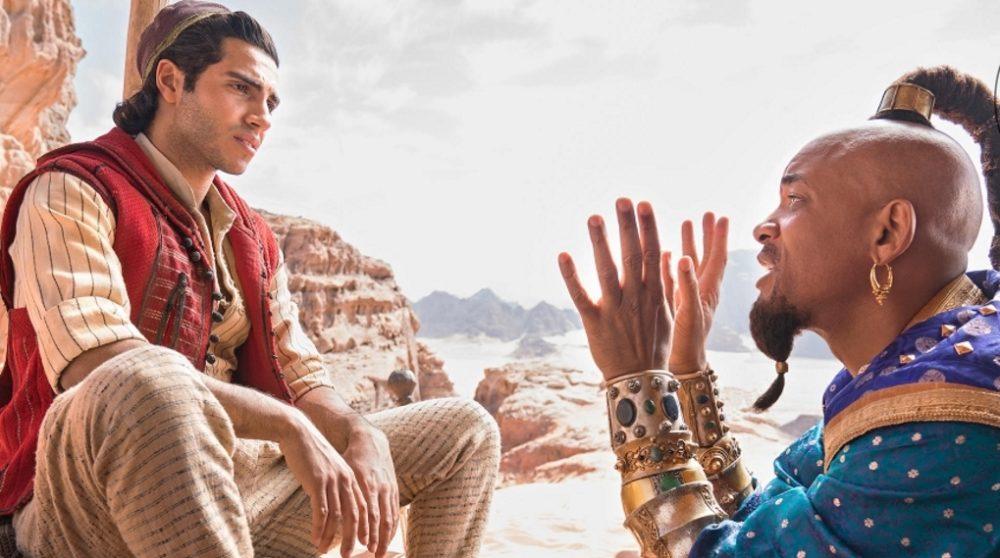 Aladdin Genie Will Smith / Filmz.dk