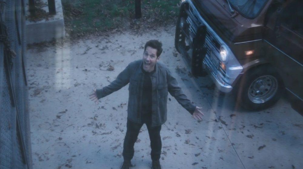 Ant-Man Hawkeye Avengers: Endgame trailer / Filmz.dk