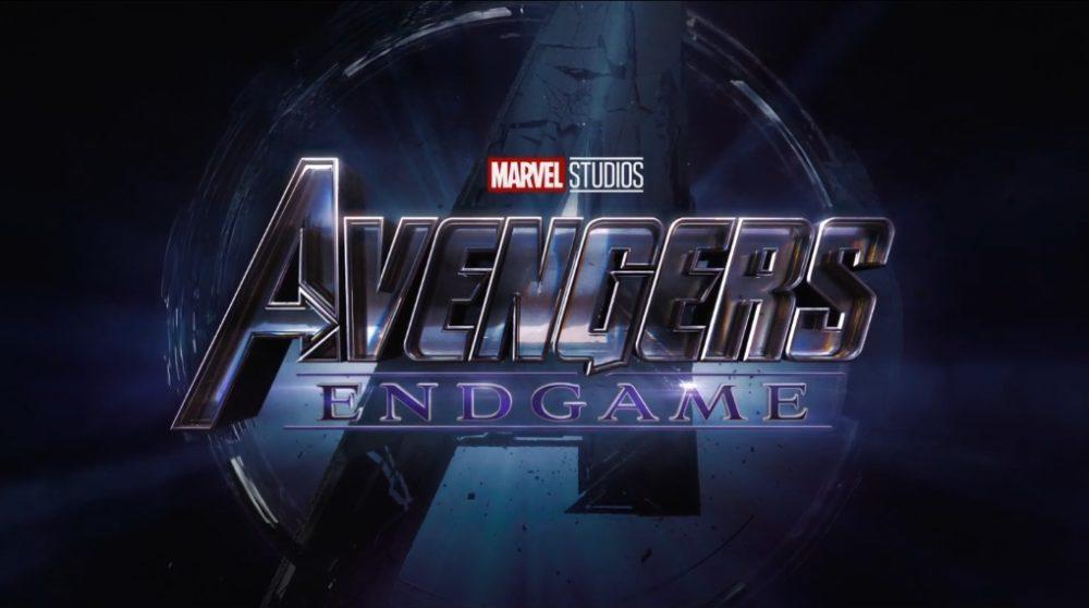 Avengers Endgame titel / Filmz.dk