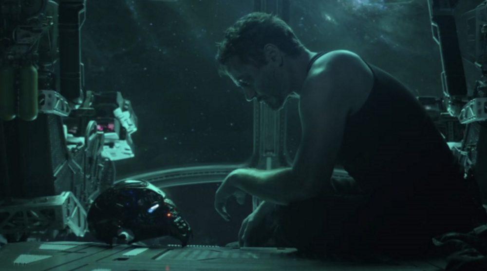 Avengers Endgame trailer NASA Tony Stark / Filmz.dk