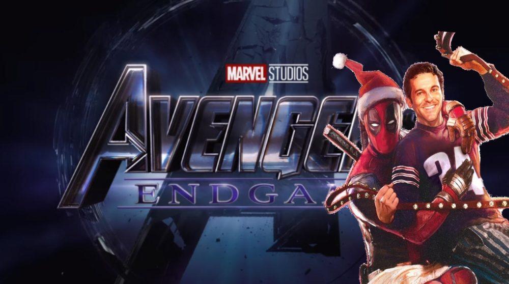 Avengers Endgame Deadpool / Filmz.dk
