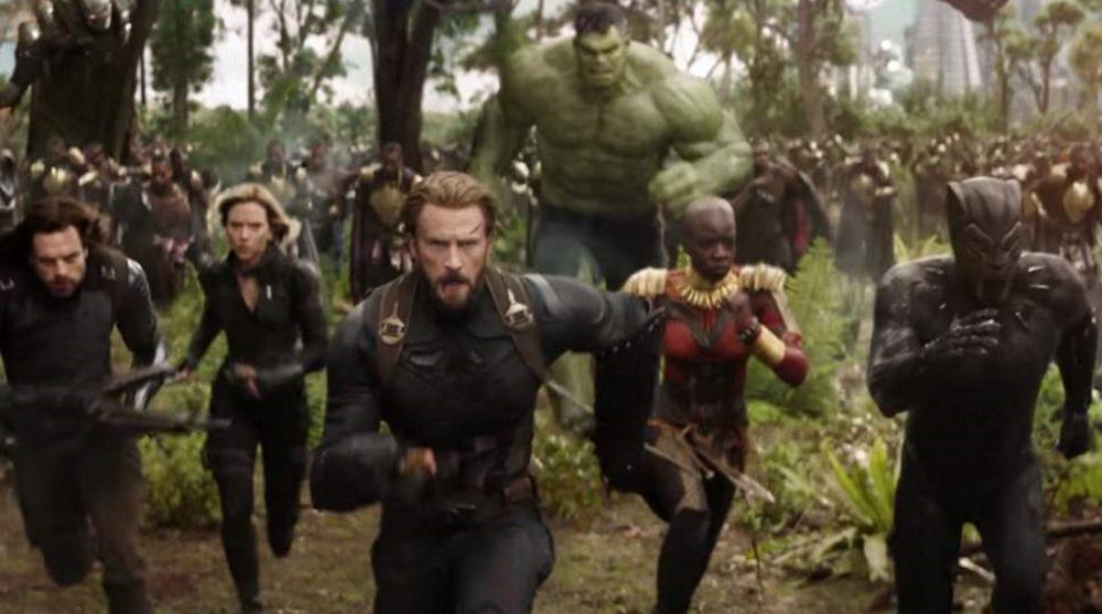 Avengers Infinity War fejl 2018 / Filmz.dk