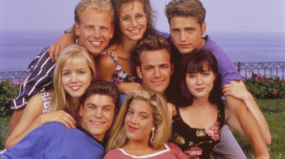 Beverly Hills 90210 reboot / Filmz.dk