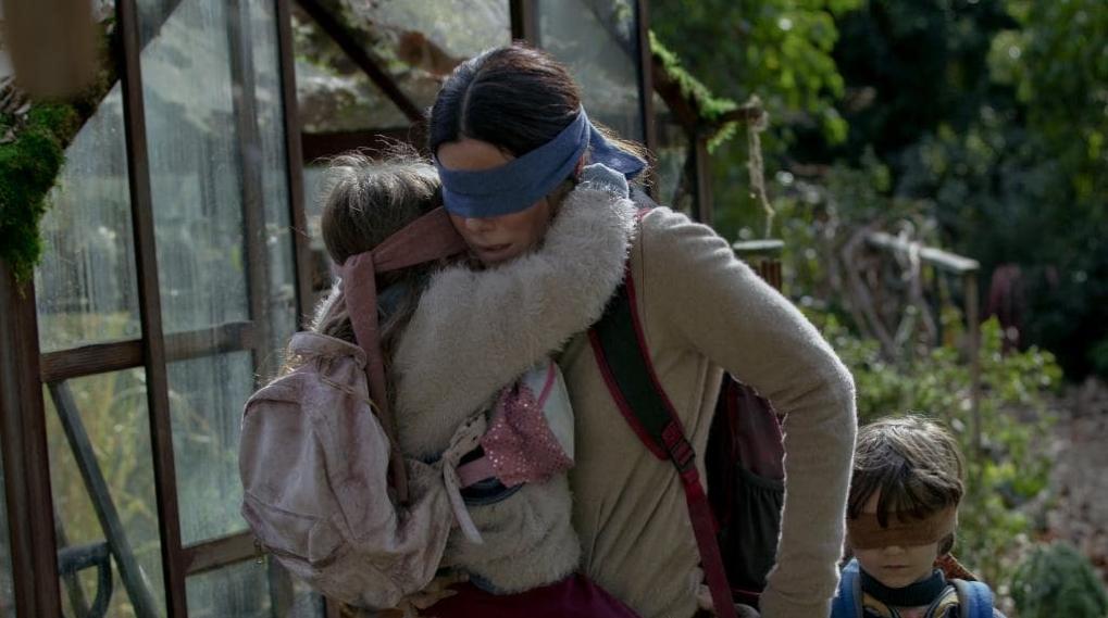 Bird Box anmeldelse Susanne Bier Netflix / Filmz.dk