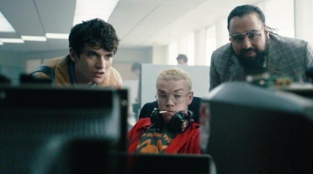 Black Mirror Bandersnatch trailer / Filmz.dk