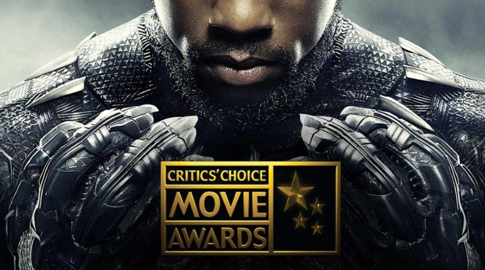 Black Panther Critics Circle Awards nomineringer / Filmz.dk