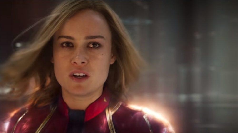 Captain Marvel første kvinde gider ikke tale om / Filmz.dk