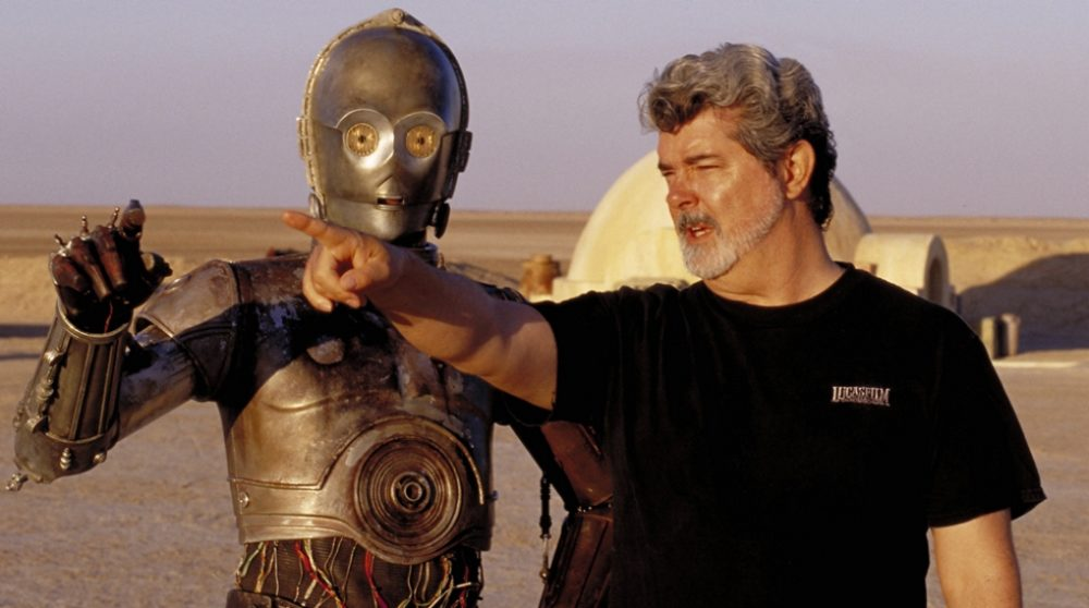 George Lucas verdens rigeste kendt / Filmz.dk