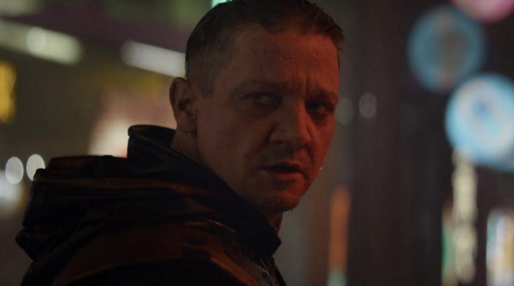Hawkeye Jeremy Renner Avengers Endgame / Filmz.dk