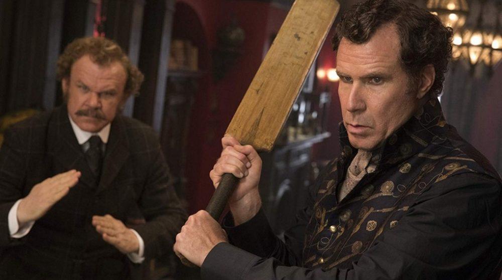 Holmes Watson anmeldere publikum premiere / Filmz.dk