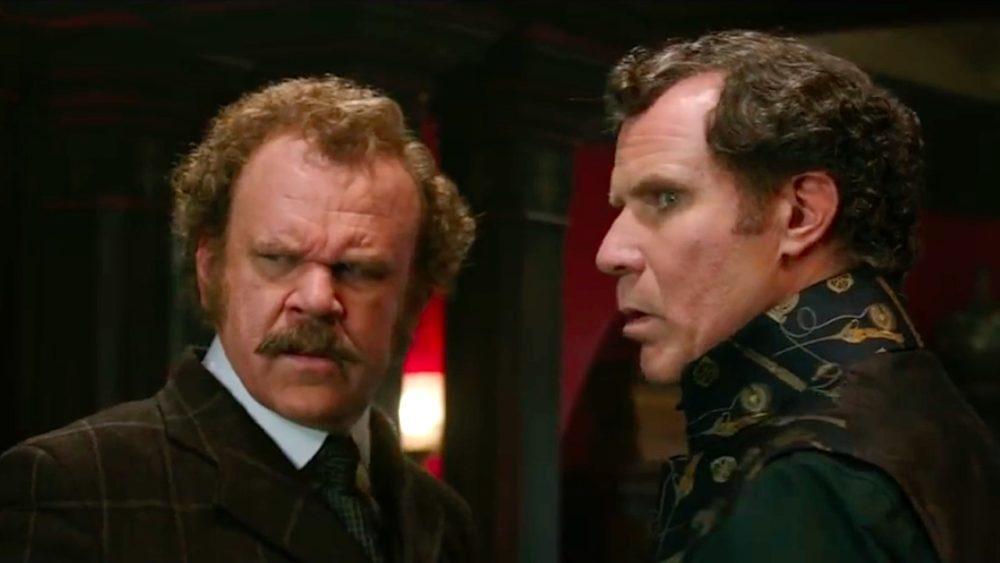 Holmes Watson Sony Netflix / Filmz.dk