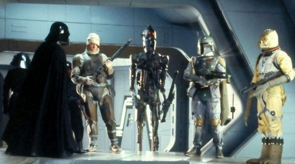 IG-88 The Mandalorian Star Wars / Filmz.dk