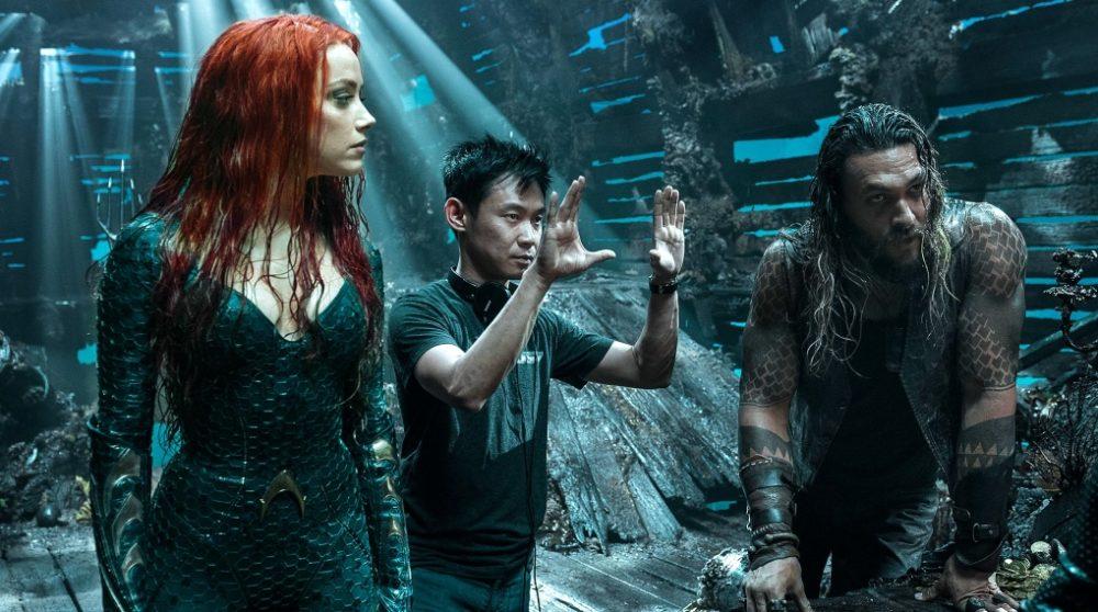 James Wan DC Flash Aquaman / Filmz.dk