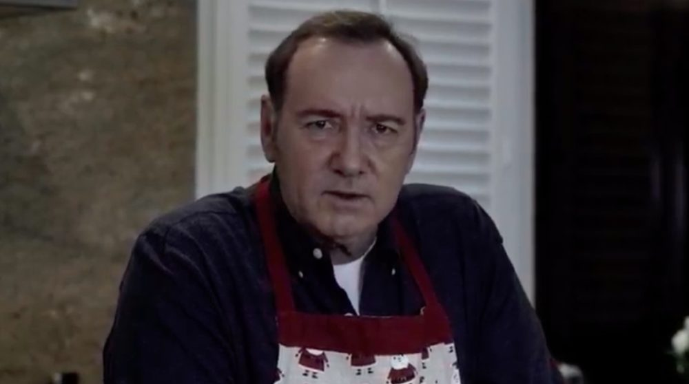 Kevin Spacey video skal i retten frank underwood / Filmz.dk