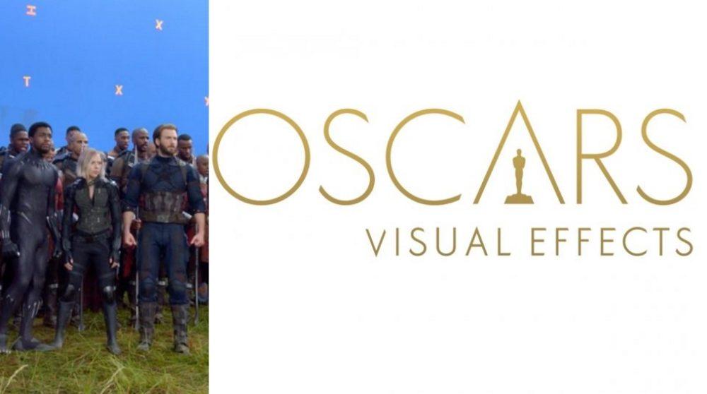 Marvel Oscar Visual Effecs / Filmz.dk