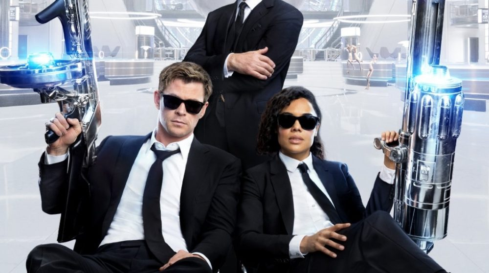 MIB International trailer Men in black 4 / Filmz.dk
