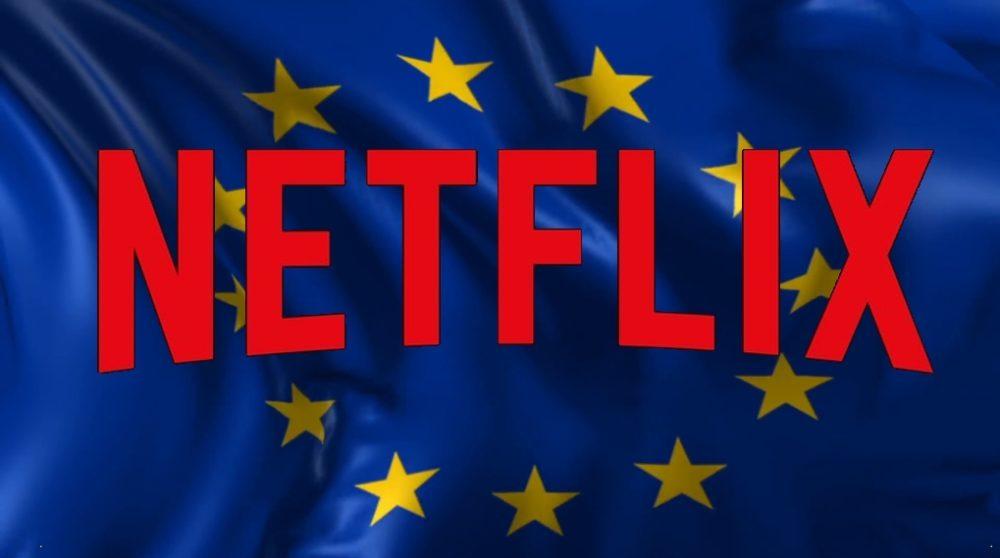 Netflix Europa EU serier / Filmz.dk
