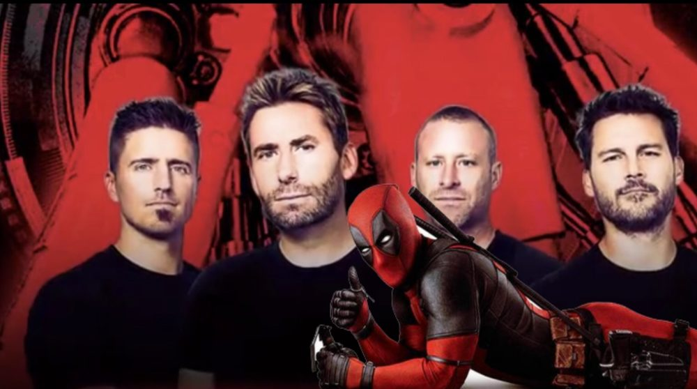 Once Upon a Deadpool Nickelback / Filmz.dk