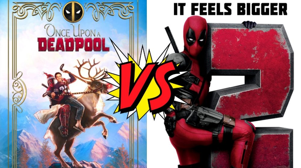 Once Upon a Deadpool Deadpool 2 rotten tomatoes / Filmz.dk