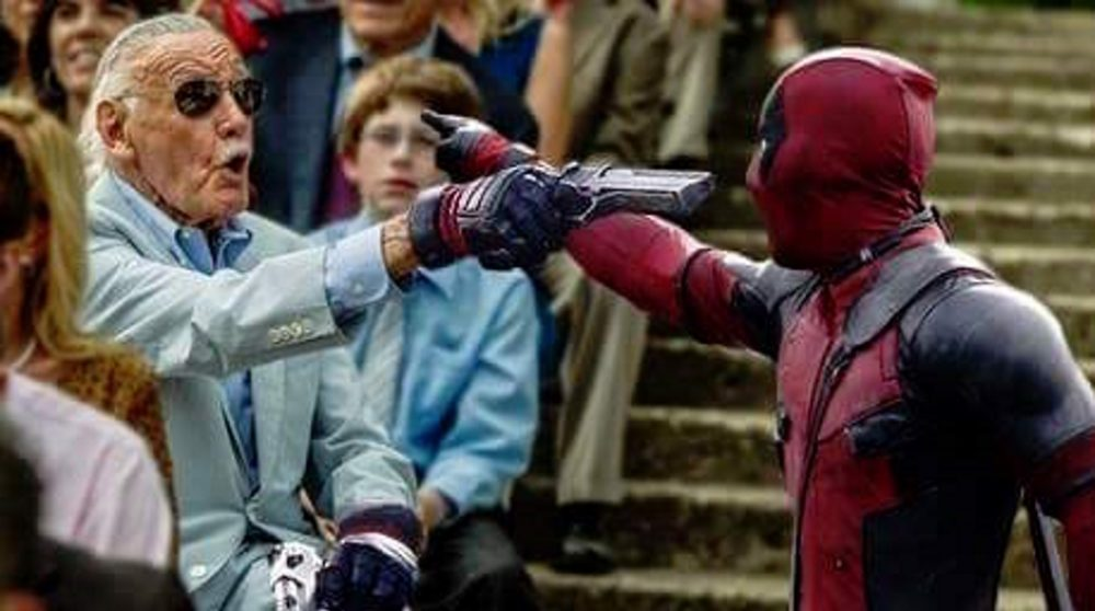 Once Upon a Deadpool Stan Lee / Filmz.dk