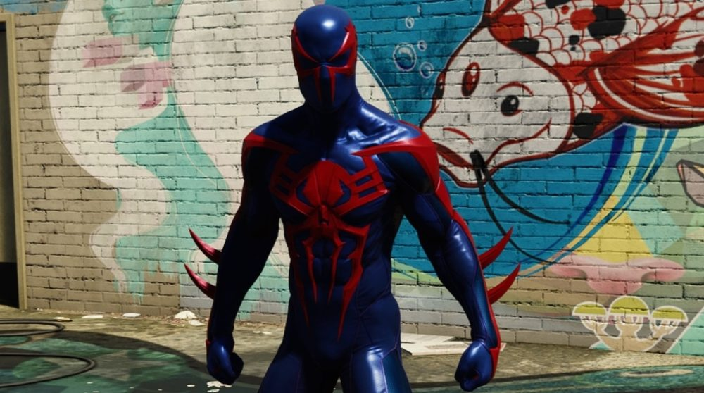 Oscar Isaac Spider-Man Into the Spider-Verse cameo post-credit spider-man 2099 / Filmz.dk