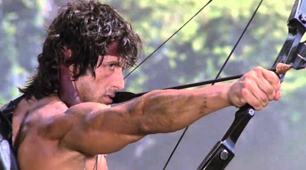 Rambo Last Blood bue / Filmz.dk